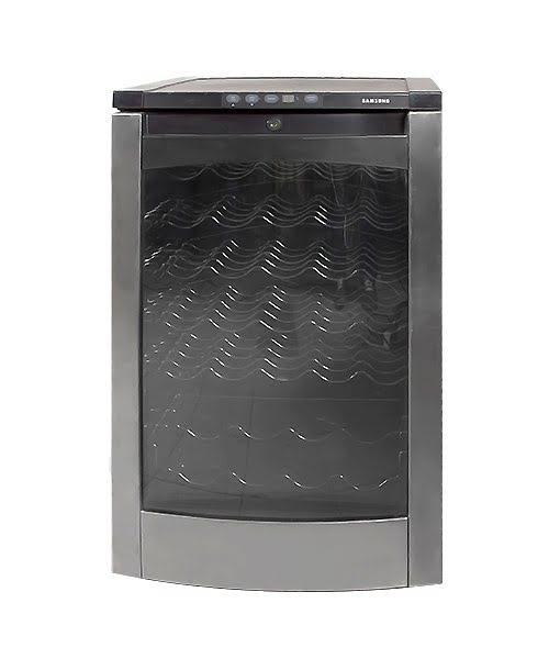 Borhűtő, vitrines asztali hűtő 125 l-es
