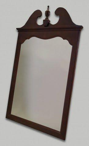 Antik tükör asztali