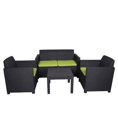 Lounge bútor, Rattan ülőgarnitúra, Lounge garnitúra