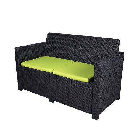 Lounge Kanapé, rattan kanapé