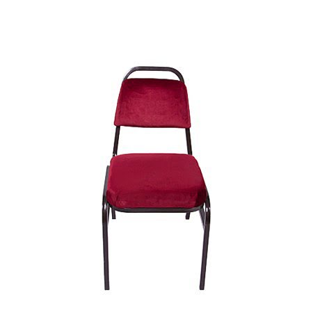 Bankett szék, alacsony támlás,  kárpitozott konferencia szék