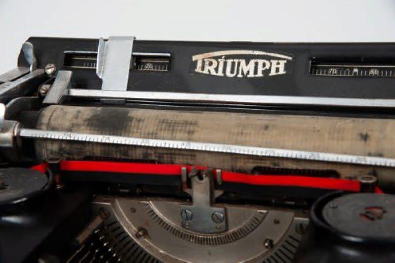 Nagymami írógépe