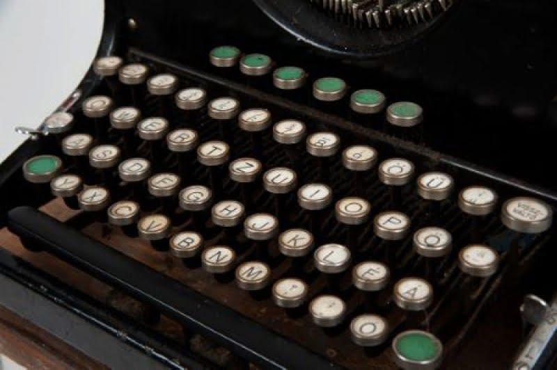 Nagymami írógépe 1