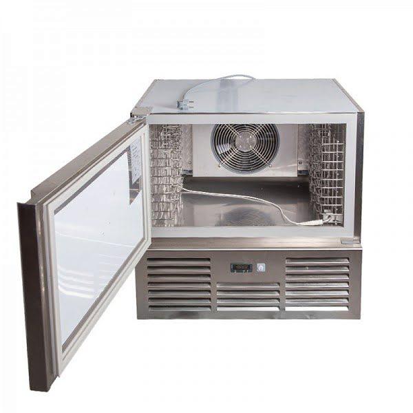 Sokkoló hűtő, gyorsfagyasztó 220v, 5 GN 1/1-es 0