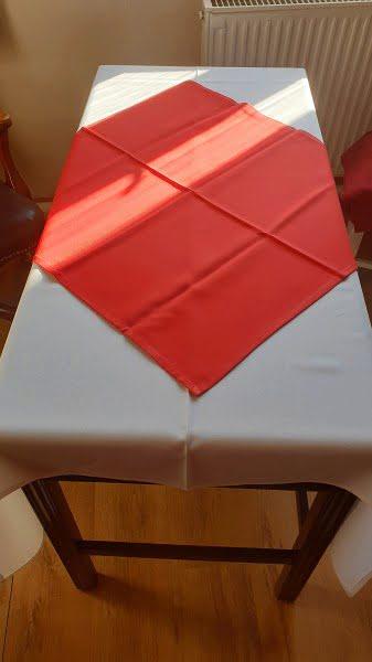 Napron kék vagy piros 0