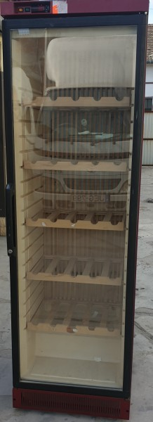 Borhűtő Üvegajtós 410 literes 1