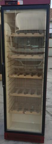 Borhűtő Üvegajtós 410 literes
