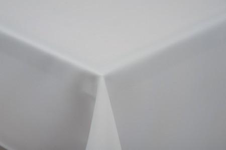Abrosz, tábla abrosz, táblaabrosz, teritő fehér 140*140 cm