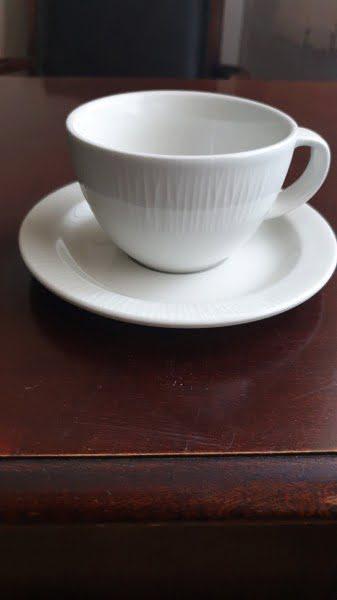 Teás csésze + alj, cappuccinos csésze + alj, Churchill Bamboo, Exclusive, prémium teás csésze
