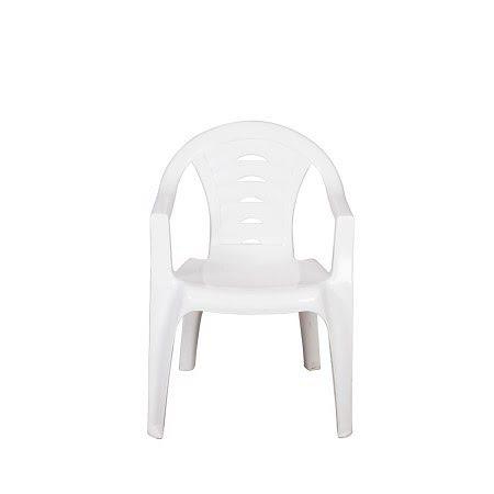 Flair szék, műanyag szék, kerti szék