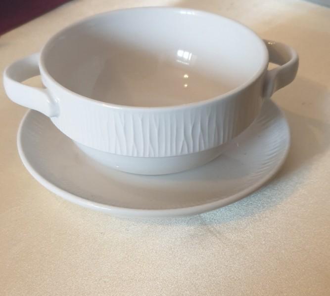 Leveses csésze + alj Churchill Bamboo, Exclusive, prémium leveses csésze