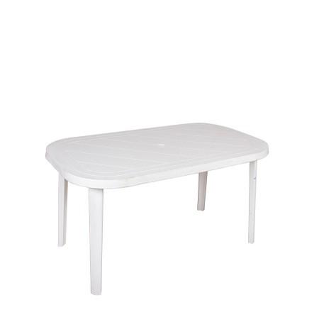 Flair asztal, kerti asztal, műanyag asztal