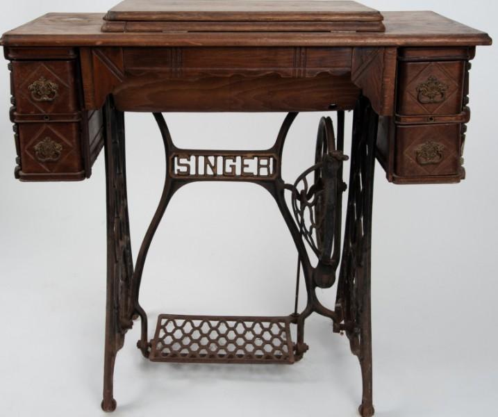 Singer varrógép vintage