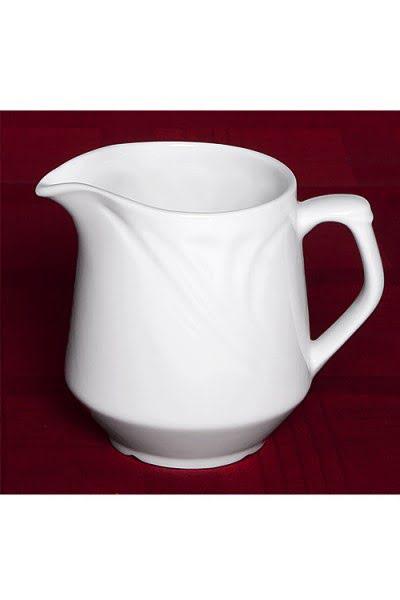 Tejkiöntő, porcelán tejkiöntő 2 dl