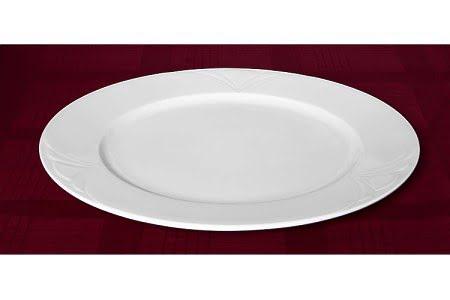 Nagytányér, lapos tányér 26 cm, Glória