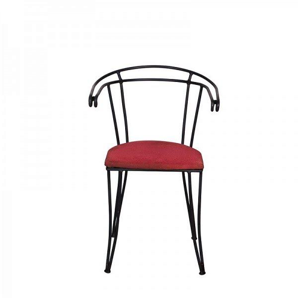 Kovácsoltvas szék, kávéházi szék 0