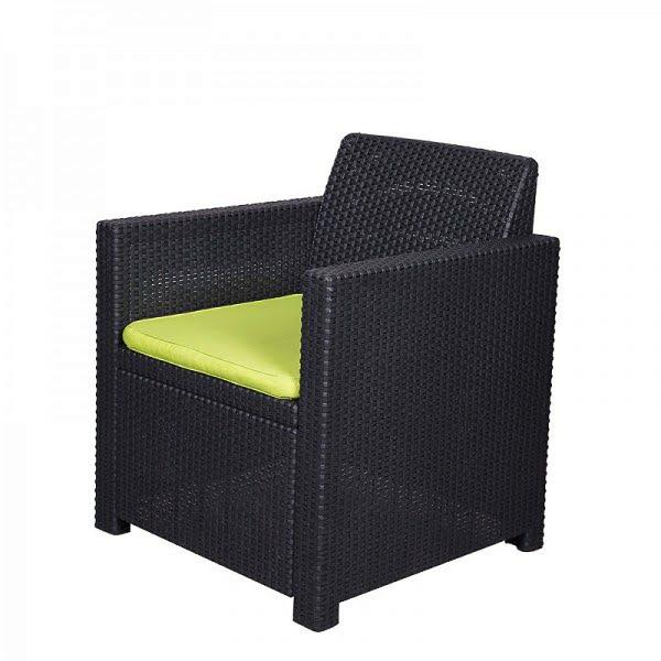 Lounge fotel, rattan fotel 0