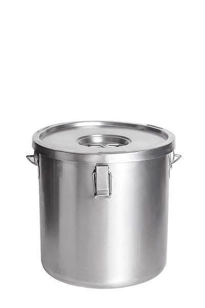 Ételszállító boci, leves szállító badella 20L