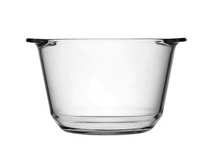 Leveses topf, leveses tál 4 személyes üvegtál