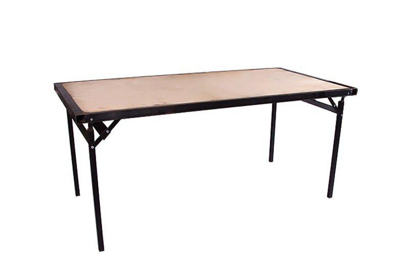 Tábla asztal, bankett asztal, italpult asztal, asztal (160 x 80)