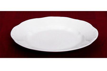 Zsolnay desszert tányér, Zsolnay kistányér 19cm
