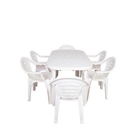 Flair garnitúra (1 asztal +6 szék)