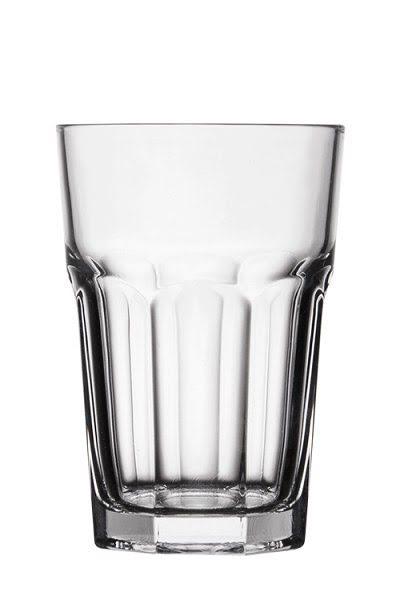 Casablanca pohár, koktélos pohás, vastagfalú pohár 5dl