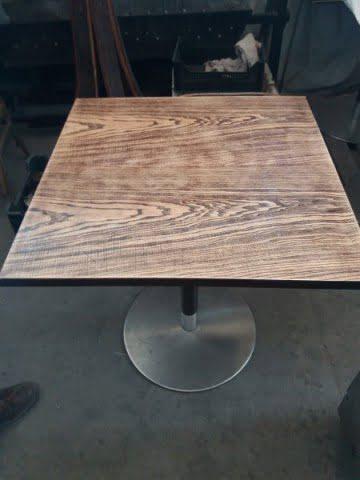 Kávéházi asztal 80*80