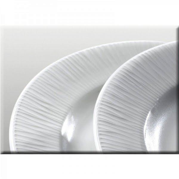 Svájci tányér, alaptányér Churchill Bamboo, Exclusive, prémium tányér