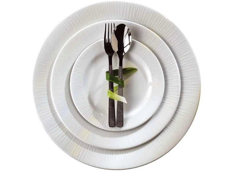 Svájci tányér, alaptányér Churchill Bamboo, Exclusive, prémium tányér 0