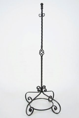 Vintage kovácsoltvas kordon