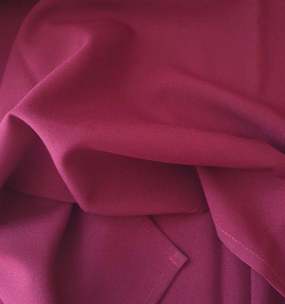 Átvető  asztalcsík matt bordó színű
