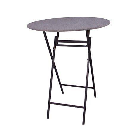 Könyöklő, koktélasztal (110 cm magas, 90cm átmérő)