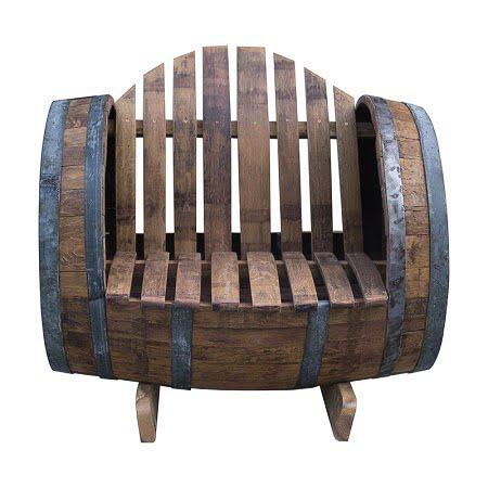Boros hordó fotel