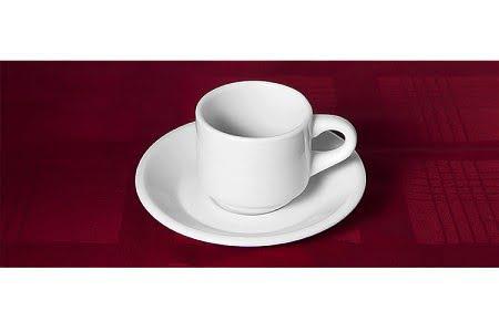 Kávés csésze + alj, mokkás csésze + alj