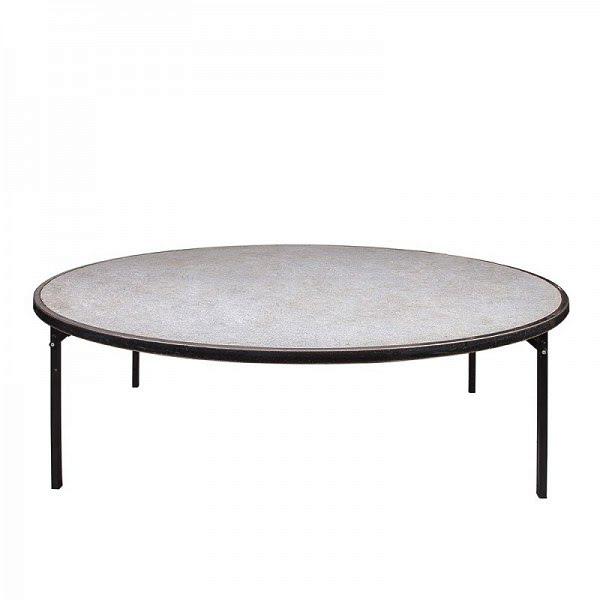 Körasztal, 180 cm-es körasztal, 10 személyes asztal