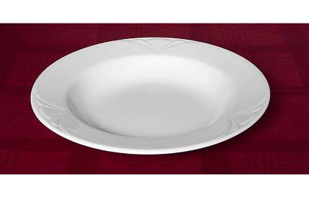 Mélytányér, leveses tányér Glória